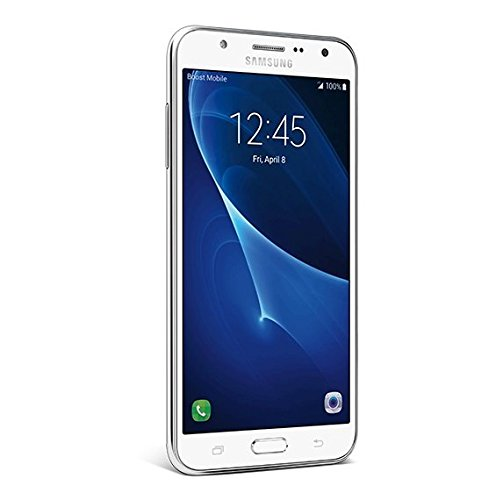 Samsung Galaxy J7 - No Contract Phone - White - (Virgin Mobile)
