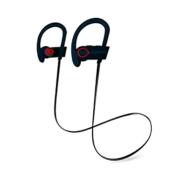 Auriculares Bluetooth 4.1, Auriculares Inalambricos, POOPHUNS ...