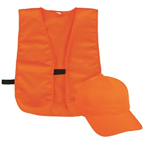 p and Vest, 1 Unit, Blaze Orange (Browning Safety Blaze)