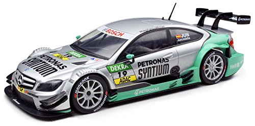 Scalextric-Original-Mercedes-AMG-C-Coup-DTM-vehculo-Fabrica-de-Juguetes-A10201S300