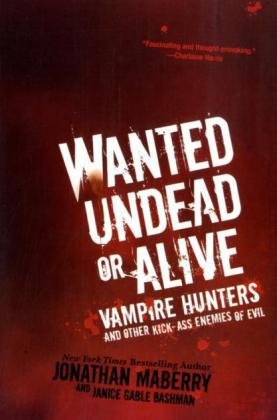 book cover of Wanted Undead or Alive