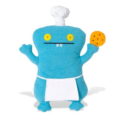 GUND Uglydoll Classic Cookie Chef, 15.7