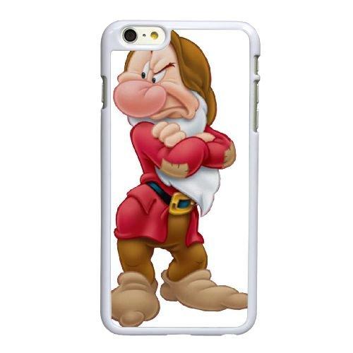 N3B28 Disney Blanche-Neige et le caractère Sept Nains Grumpy E9Q0YW coque iPhone 6 4.7 pouces cas de couverture de téléphone portable de coque RU8NJI8TS blancs