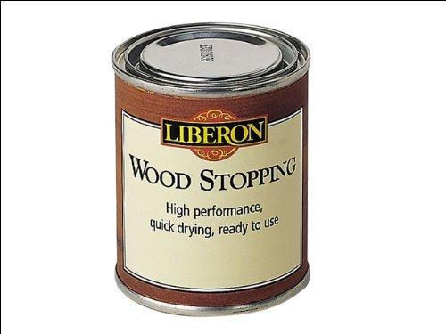 Liberon WSDO125 Wood Stop Dark Oak 125ml