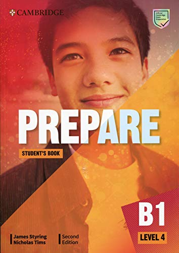 Prepare Level 4 Student's Book 2nd Edition (Cambridge English Prepare!) por James Styring,Nicholas. Tims