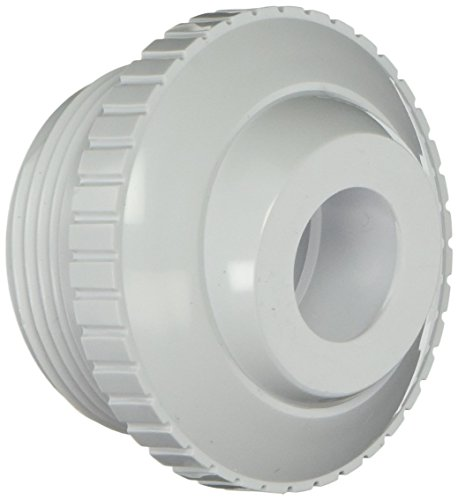 Hayward SP1419D White 3/4-Inch Opening Hydrostream Directional Flow Inlet Fitting with 1-1/2-Inch MIP Thread (Jacuzzi Eyeball)