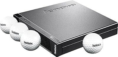 Lenovo High Performance Business Flagship ThinkCentre M73 Mini Desktop PC Intel Core i3-4150T Processor 4GB RAM 500GB HDD Intel HD Graphics 4440 2.87 Lbs Windows 7 Pro