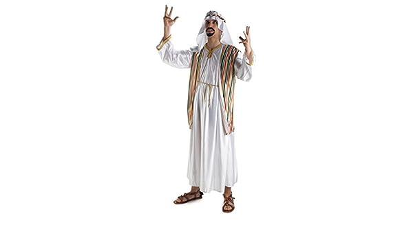 Disfraz jeque árabe. Talla 50/52.: Amazon.es: Juguetes y juegos