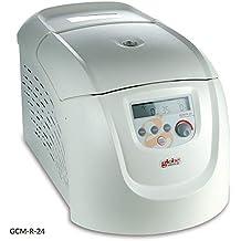 Globe Scientific GCM-R-24-UK High Speed Refrigerated Micro centrifuge with 24-Place Rotor, UK Plug, 230V, 50Hz