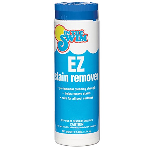 In The Swim E-Z Stain Remover Pool Stain Remover - 12 x 2.5 lbs. by In The Swim