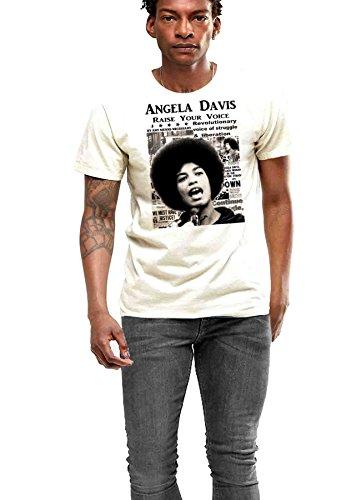 Rancid Nation Angela Davis T-Shirt (Medium d610b8cc66b