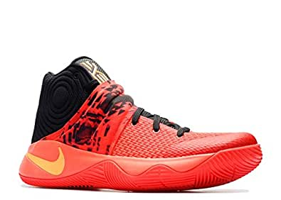 a0b0e87d5db Image Unavailable. Image not available for. Color  NIKE Kyrie 2 Mens hi top  Basketball Trainers 819583 Sneakers ...