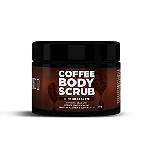 Beardo Coffee Body Scrub For Men, 200 gm