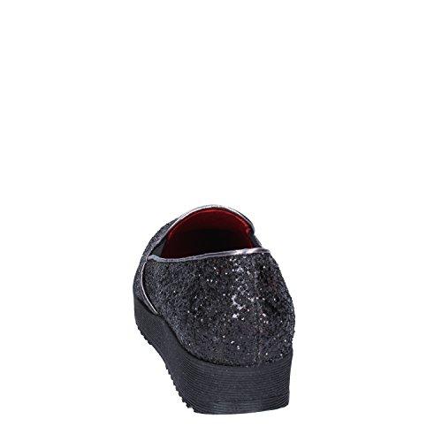 Noir Piu Noir Femme Mocassins pour Donna vwpIq