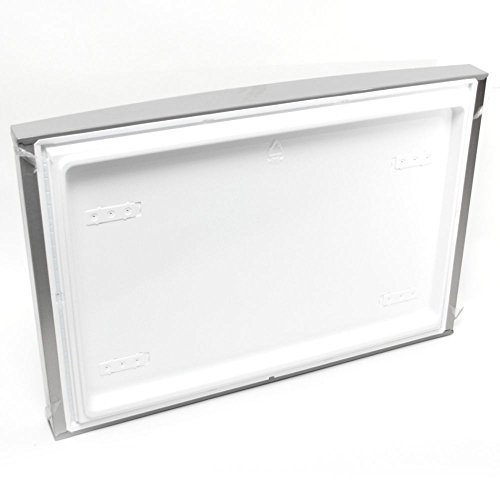microwave door assembly kenmore - 4