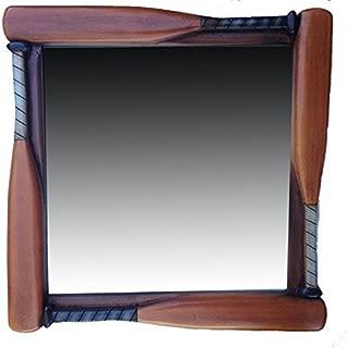 product image for Piazza Pisano Kids Room Baseball Decor Mirror