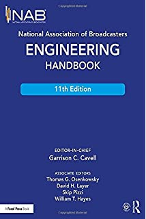 Amazon nab engineering handbook tenth edition 9780240807515 national association of broadcasters engineering handbook fandeluxe Images