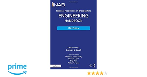 NAB Updates Engineering Handbook