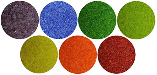 Fuse It! Uroboros - Rainbow Frit Pack - Med - 96 COE