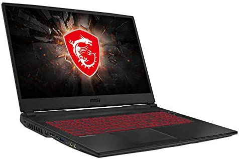 """2020 MSI GL75 Leopard Gaming Laptop I 17.3"""" FHD IPS 144Hz 3ms 100% sRGB I Intel Hexa-Core i7-10750H I 16GB DDR4 256GB SSD 1TB HDD I 6GB GTX 1660Ti Backlit Webcam Win 10 + Delca 16GB Micro SD Card WeeklyReviewer"""