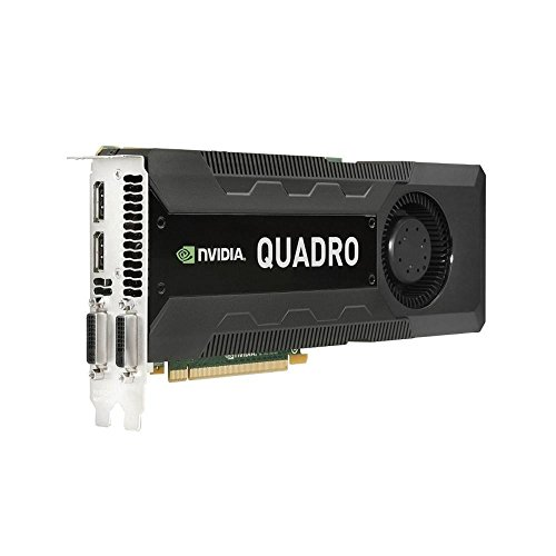 K5000 Graphic (HP Quadro K5000 Graphic Card - 4 GB GDDR5 SDRAM - PCI Express 2.0 x16 - Full-height)