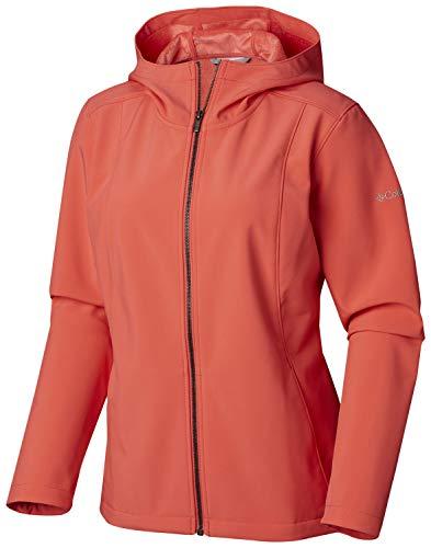 - Columbia Women's Kruser Ridge Plush Softshell Jacket, Red Coral, Medium
