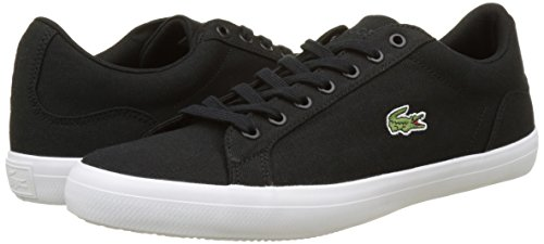 Lerond Black Lacoste 2 Men's CAM Black Trainers BL xx5w0