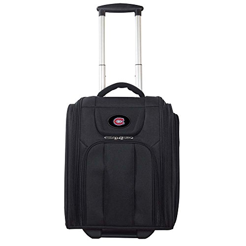 Montreal Canadians Business Tote laptop bag Luggage (Color: Black) by Denco (Image #1)