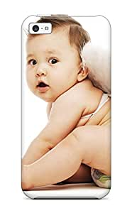 Waterdrop Snap-on Cute Fairy Baby Case For Iphone 5c