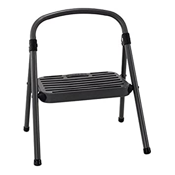 Awesome Amazon Com Cosco 1 Step All Steel Step Stool Kitchen Dining Customarchery Wood Chair Design Ideas Customarcherynet