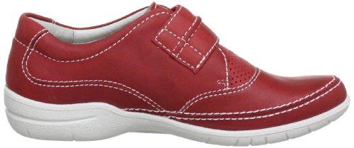 350 830 Seibel 975 09 Donna Florence Schuhfabrik Rosso Gmbh Sneaker 92437 Josef rot TFw70x1x