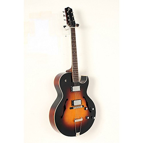 - The Loar LH-280-C Archtop Hollowbody Electric Guitar Level 2 Sunburst 190839012951