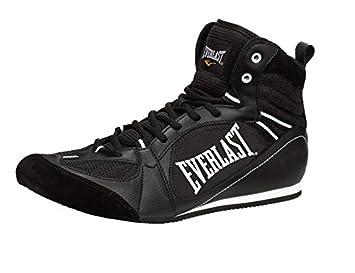 Everlast Boxartikel 8002 Lo Top Boxing Boot Bota Baja de Boxeo, Unisex Adulto, Negro, 38: Amazon.es: Deportes y aire libre