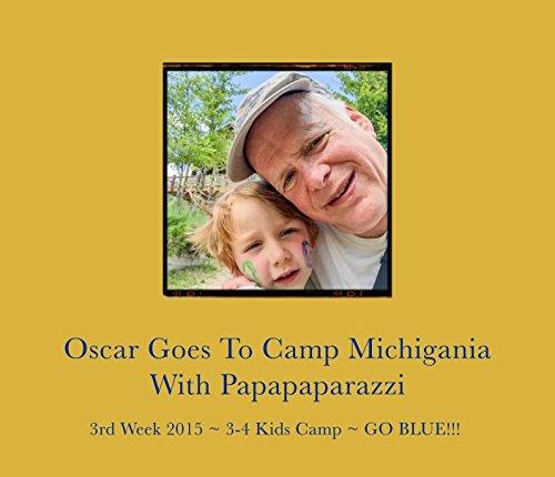Oscar Goes To Camp Michigania Text fb2 ebook