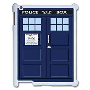 Classic Case Doctor Who pattern design For IPad 2,3,4 Phone Case