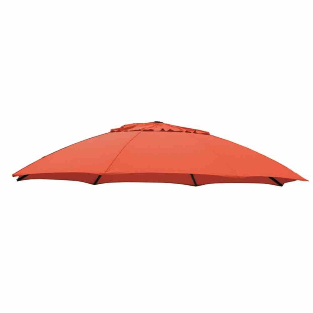 Sun Garden Easy, 100% Polypropylene, Replacement Sofa Fabric B063Diameter 375cm orange/terracotta 40001975