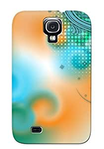 Defender Case For Galaxy S4, Swirls Pattern, Nice Case For Lover's Gift
