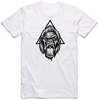 White Gorilla T-Shirt For Men