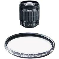Canon EF-S 18-55mm IS STM Filter Bundle