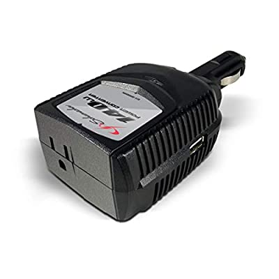 Schumacher XI14 140 Watt DC to AC Power Inverter: Automotive