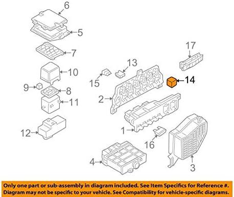 Prime Amazon Com Volkswagen 1J0 959 485 Engine Cooling Fan Motor Relay Wiring Database Indigelartorg