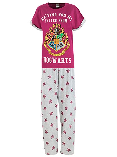 Harry Potter Womens Pajamas Medium
