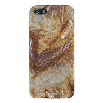 Brazilian Dream Granite Marble Design Snap On Cover Case for iPhone 5/5S Models