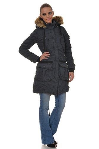 Chaqueta M.Conte Dorothea Mujer con capucha