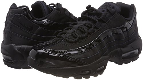 010 Mujer Max Para black Nike Wmns Gimnasia Negro De Zapatillas 95 black black Air qU8En8OR