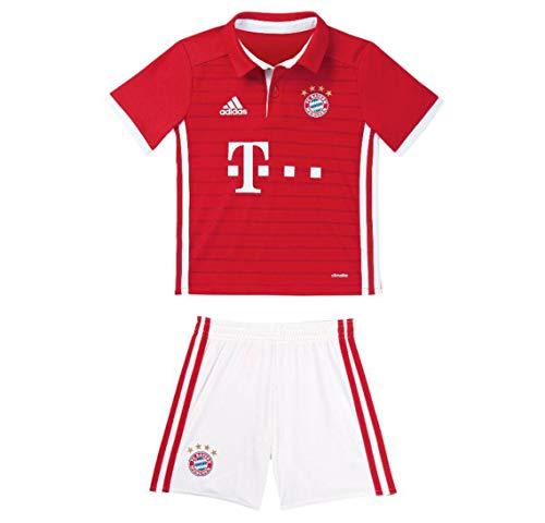 adidas Bayern Munich 2016/17 Home Mini Kit (Y2XS)