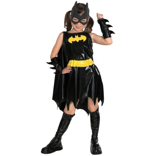 DC Super Heroes Child's Batgirl Costume, ()