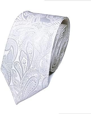 Happyplus1 Corbata de Hombre, Clásico Jacquard para Hombre Corbata ...