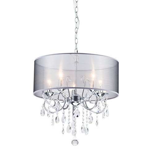 Asian Style Pendant Lighting Fixtures in US - 4