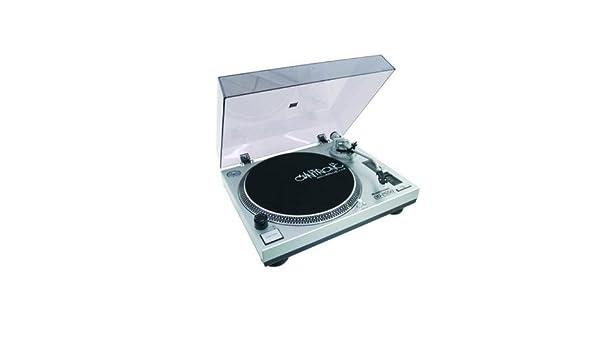 Tocadiscos Omnitronic DD-2550 USB-HiFi: Amazon.es: Electrónica